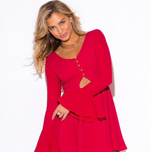 long-sleeve-bell-sleeve-dress-new-fashion_1.jpeg
