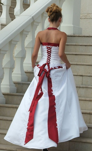 Red Black And White Wedding Bridesmaid Dresses Overview 2017 Dresses Ask