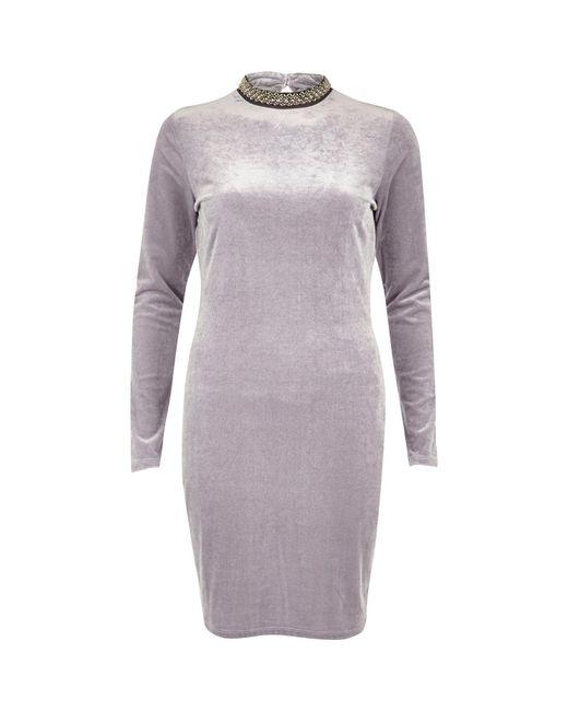 River Island Turtleneck Dress & Trend 2017-2018