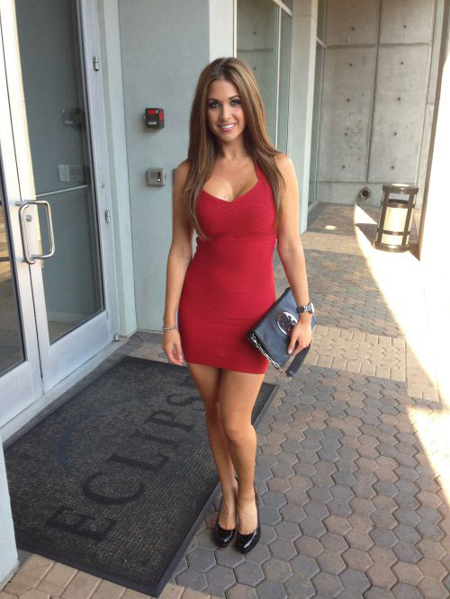 Sexy Dresses For Short Girls : Spring Style